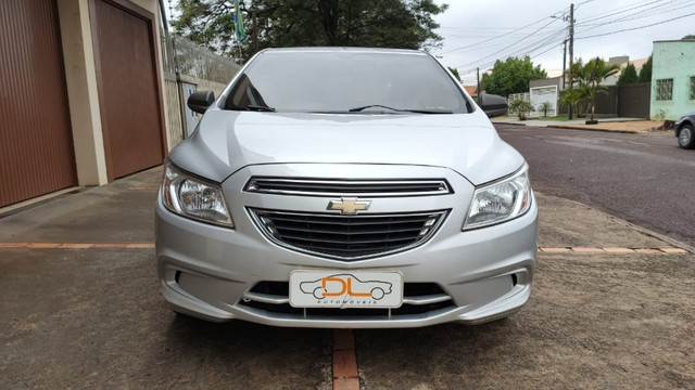 Chevrolet/ Onix 2016 Lt 1.0 Completo - Foto 2