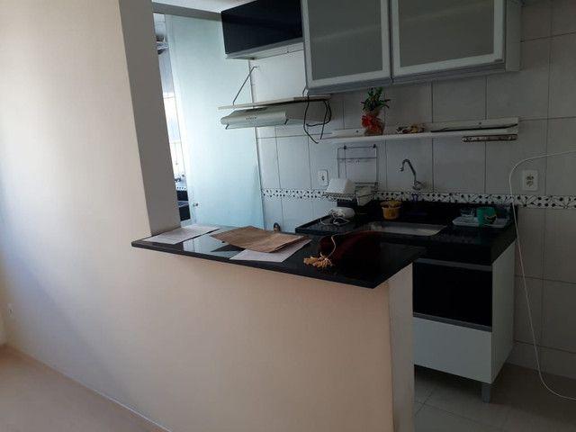Apartamento de dois quartos financiado e reformado próximo ao centro de Belford roxo - Foto 2