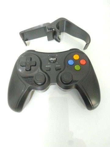 Controle Joystick Ípega GP-9078 Bluetooth - Foto 3
