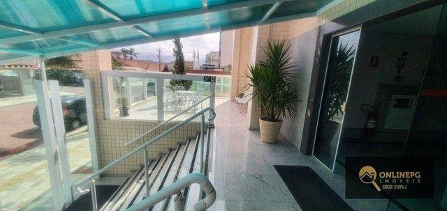 Apartamento com 2 dormitórios à venda, 80 m² por R$ 420.000,00 - Vila Tupi - Praia Grande/ - Foto 5