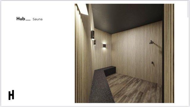 Compacto de luxo, 2 quartos com Varanda Gourmet, Ofurô e Churrasqueira. - Foto 20