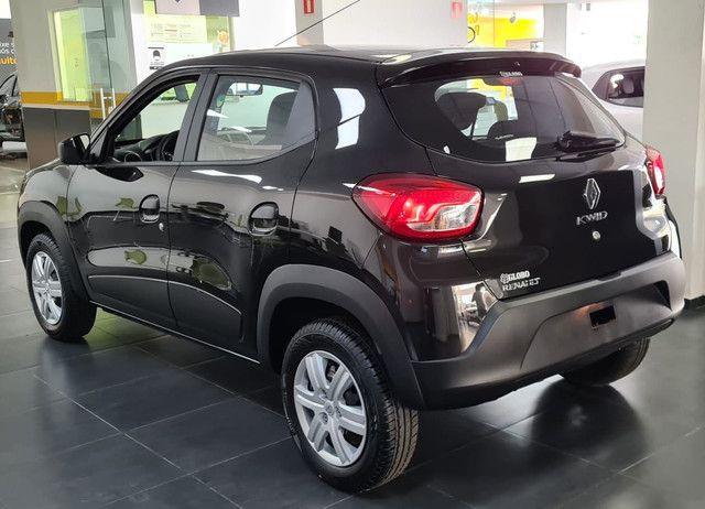 Renault Kwid Zen 1.0 Sce 12v Zero km 2021/2022 - Foto 2