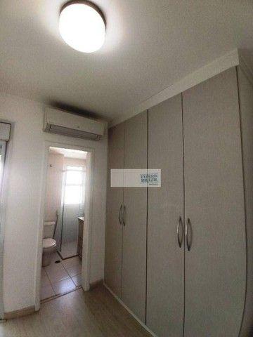 Condomínio Super Procurado, apartamento claro, vista livre, semi-mobiliado, todo comércio  - Foto 14