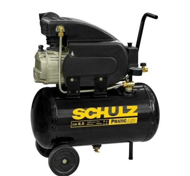 Compressor CSI 8,5 - 25Litros - 120Libras