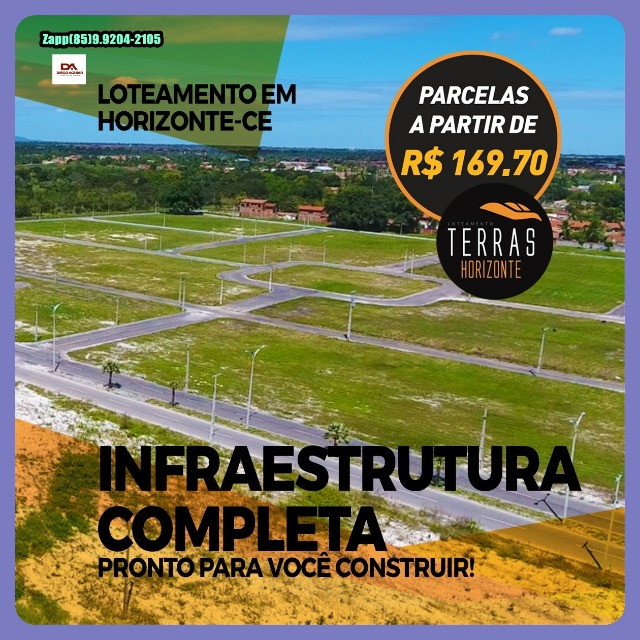 Loteamento Terras Horizonte !!! - Foto 8