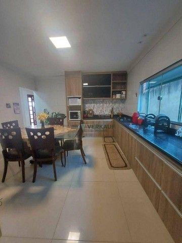 Casa com 4 dormitórios à venda, 238 m² por R$ 440.000,00 - Residencial Center Ville - Goiâ