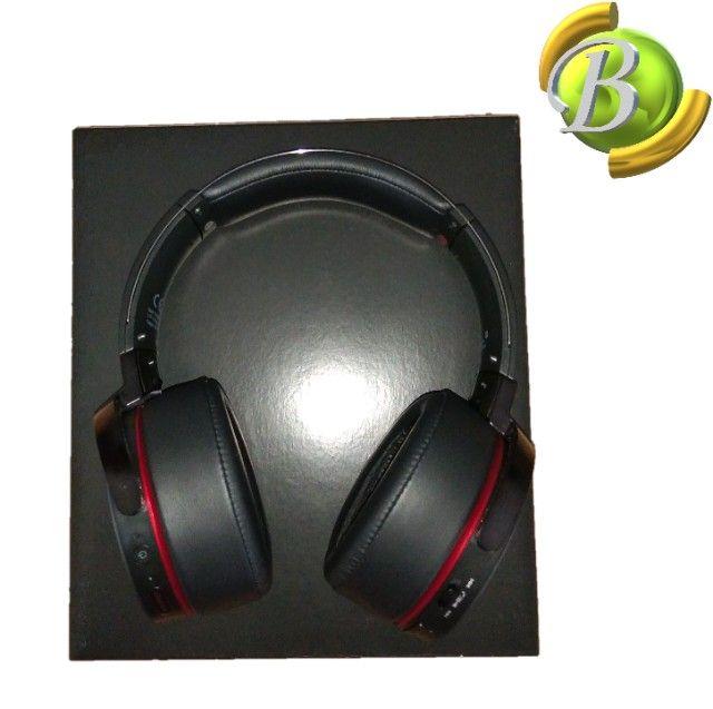 Fone de ouvido Sony Original MDR-XB950B1 Over EAR - Foto 2