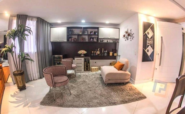 Apartamento com 5 suítes e 4 vagas no Ed. Granada e Toledo no Guararapes - Foto 4