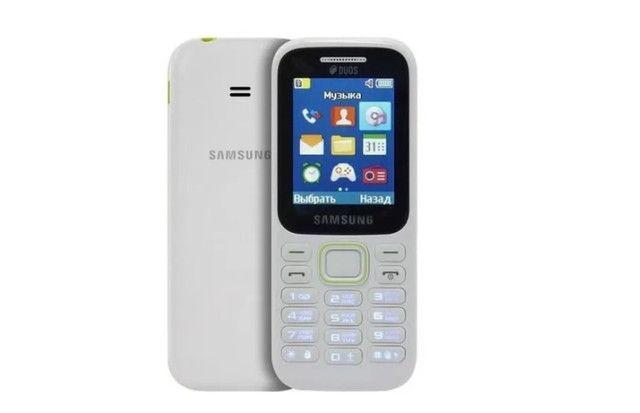 Celular Samsung Radio Fm Dual Sim Idoso Novo Barato Lacrado - Foto 2