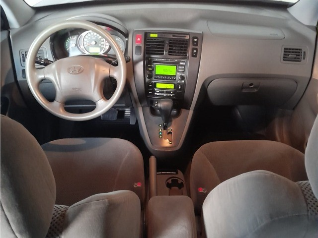 Hyundai/Tucson GLS 2.0 16V 143CV Automática Flex!!!! - Foto 6