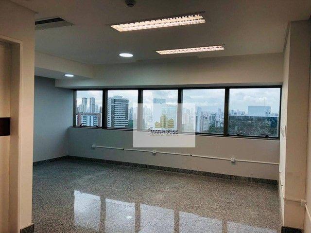 Sala, 353 m² - venda por R$ 3.003.000,00 ou aluguel por R$ 24.059,14/mês - Ilha do Leite - - Foto 4