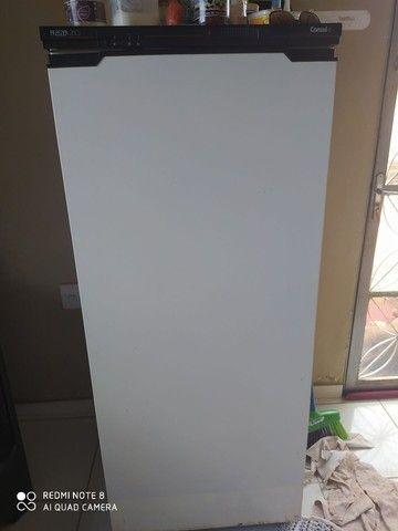 Freezer vertical Consul 280 lt