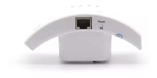 Repetidor de Sinal Amplificador Wireless Wifi - Foto 3