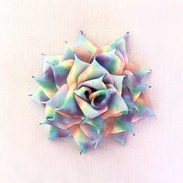 Rosas de cabelo, laços, tiara, infantil - Foto 3