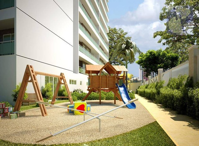 Apartamento residencial à venda, Engenheiro Luciano Cavalcante, Fortaleza. - Foto 10