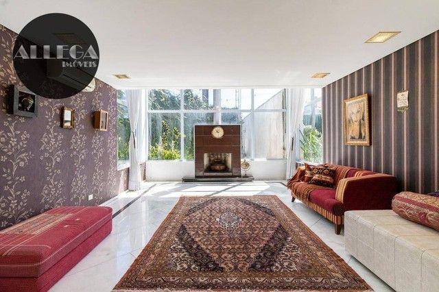 Casa com 5 quartos, 4 suítes, 2 piscinas privativas, à venda, 750 m² por R$ 4.400.000 - Ca - Foto 10
