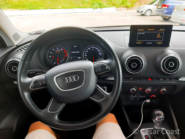 Audi A3 Sedan 1.4 turbo - Foto 5