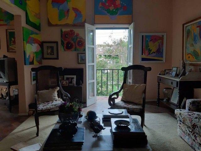 Casa para venda possui 420  metros quadrados com 5 quartos em Gávea - Rio de Janeiro - - Foto 2