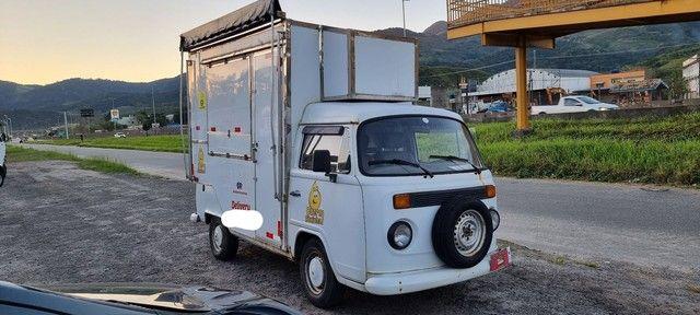 Vw kombi Food truck ano 1999 - Foto 2