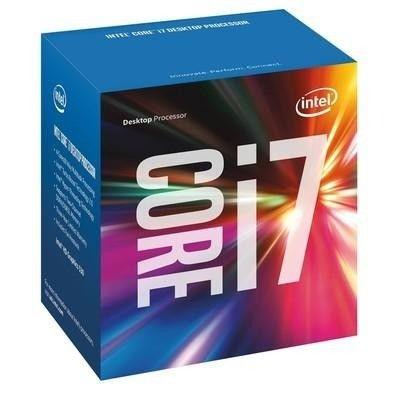 Kit Upgrade - Processador Intel I7-6ª geração  + Placa-Mãe