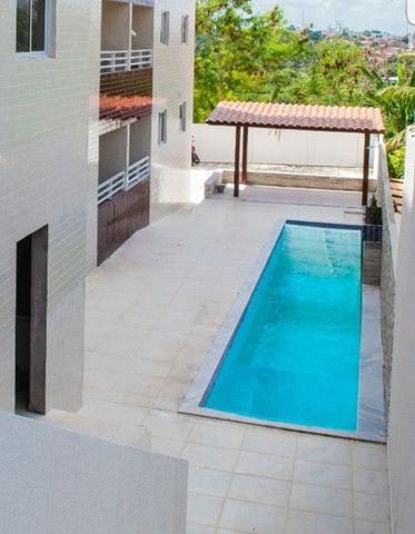 .Apartamento em mangabeira com piscina - (7496)