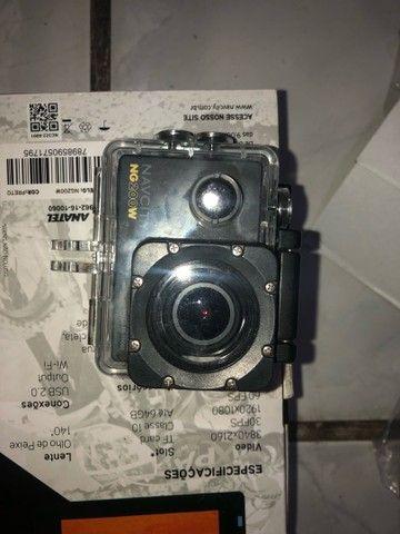 Câmera NAVCITY NG200W (nunca usada) - Foto 3