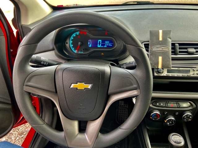 Onix Hatch LT. 1.0 2015 oportunidade - Foto 9