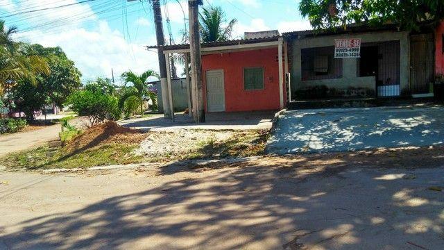 Alugo casa no Santa Rita