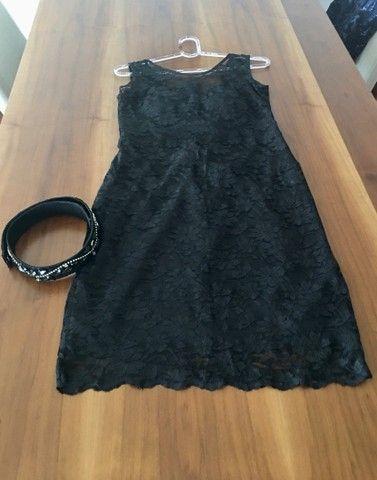 Vestido pretinho clássico  - Foto 2