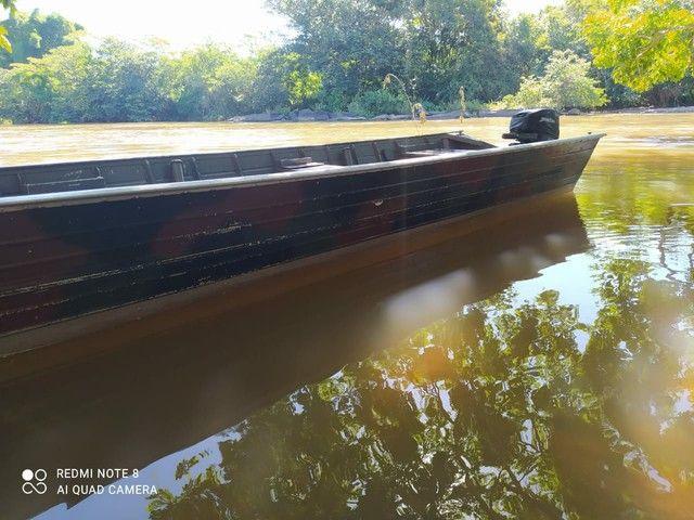 Barco 6 metros