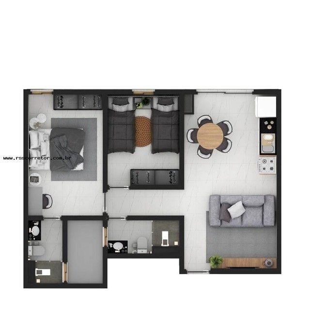 Apartamento para Venda em João Pessoa, Jardim Cidade Universitária, 2 dormitórios, 1 suíte - Foto 8