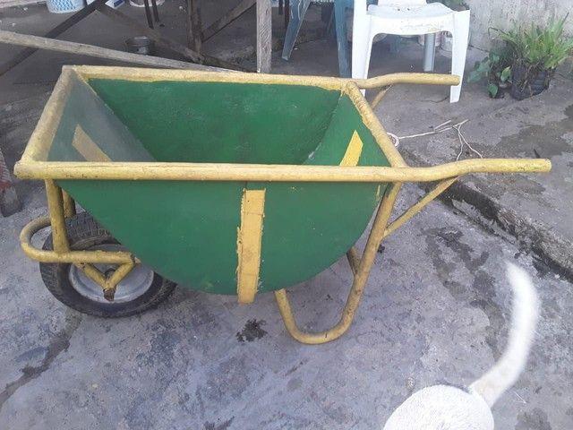 Vendo carrinho jerica