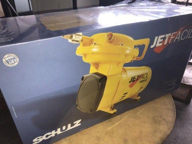 Compressor De Ar Direto Jet Fácil  - Foto 4