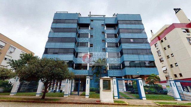 Apartamento com 3 dormitórios à venda, 120 m² por R$ 649.000 - Jardim Lindóia - Porto Aleg