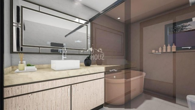 Casa com 4 suítes à venda, 342 m² por R$ 3.650.000 - Jardins Paris - Goiânia/GO - Foto 20