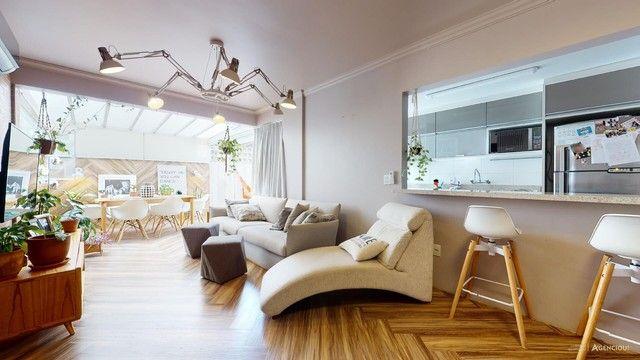 Apartamento de 101m², com 2 dormitórios/quartos, 1 suite com closet, 2 vagas cobertas - Jd - Foto 9