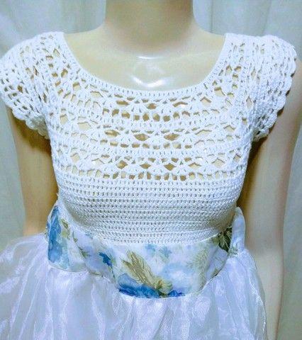 Vestido p/ casamento ( criança ) - Foto 2