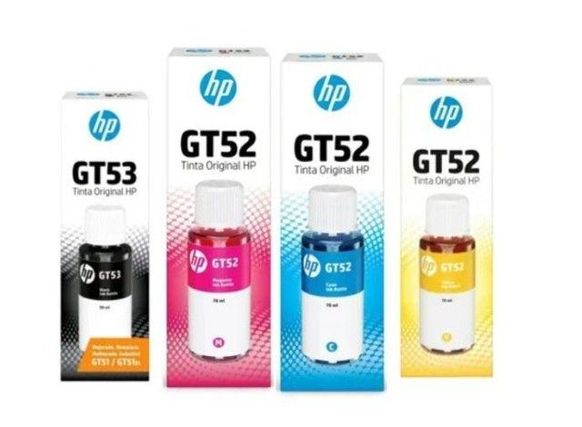 Tinta HP Gt53 Gt52 Original