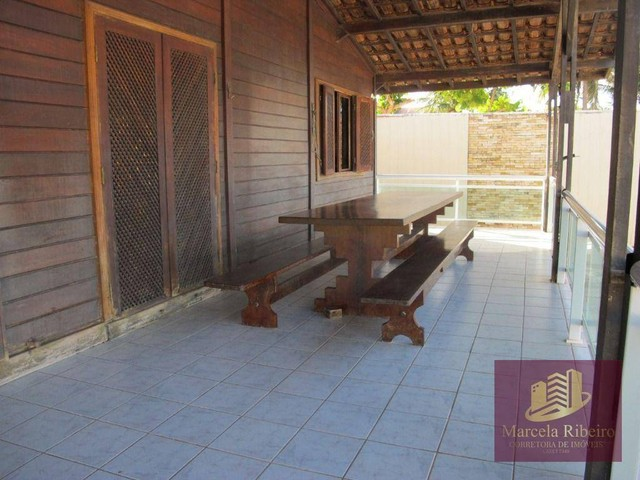 Casa com 3 dormitórios à venda, 279 m² por R$ 690.000,00 - Porto das Dunas - Aquiraz/CE - Foto 11