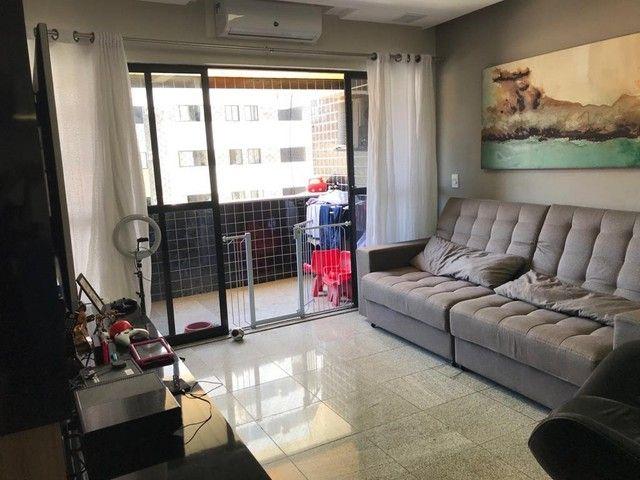 Apartamento à venda, 4 quartos, 2 suítes, 2 vagas, Ponta Verde - Maceió/AL - Foto 3