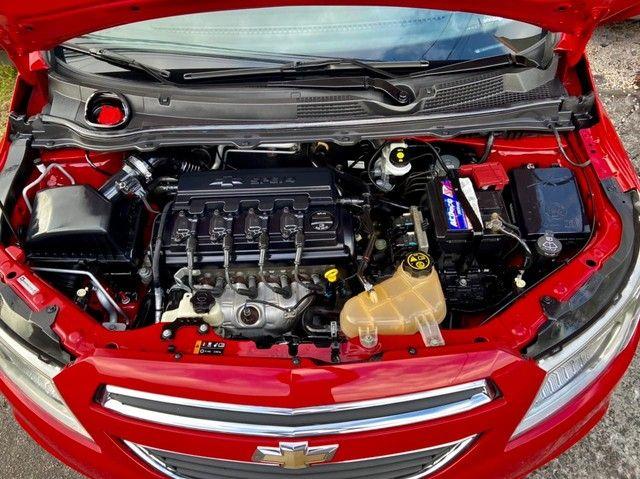 Onix Hatch LT. 1.0 2015 oportunidade - Foto 10