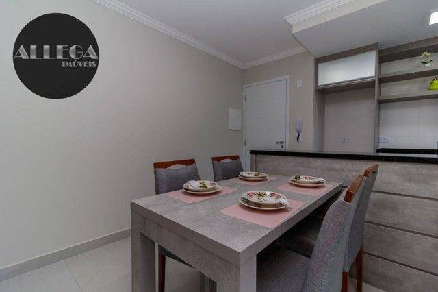 Apartamento com 2 dormitórios à venda, 59 m² por R$ 364.000,00 - Fanny - Curitiba/PR - Foto 7