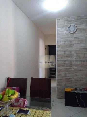 Apartamento com 2 dormitórios à venda, 59 m² por R$ 131.000,00 - Jockey - Vila Velha/ES - Foto 6