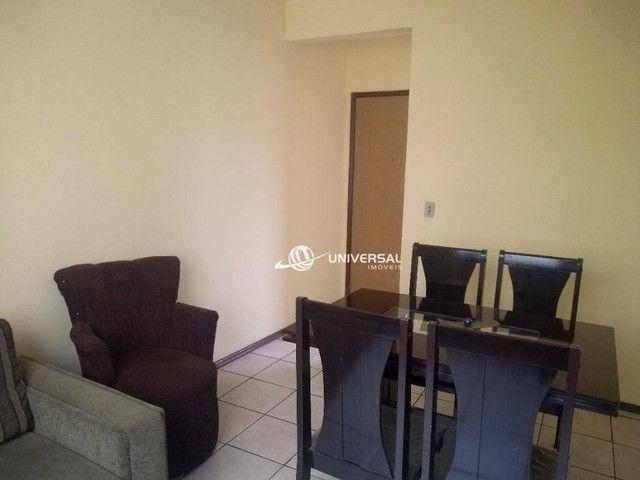 Apartamento com 3 quartos para alugar, 61 m² por R$ 1.200/mês - Cascatinha - Juiz de Fora/ - Foto 4