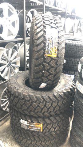 ? Pneus novos  de camionete  modelo bf allterrian - Foto 17