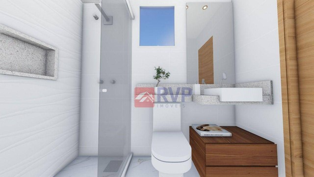 Apartamento com 3 dormitórios à venda por R$ 269.000,00 - Recanto da Mata - Juiz de Fora/M - Foto 9