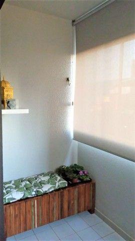Apartamento Portal do Sol com 3 dormitórios à venda, 88 m² por R$ 360.000 - Vila Aviação - - Foto 2