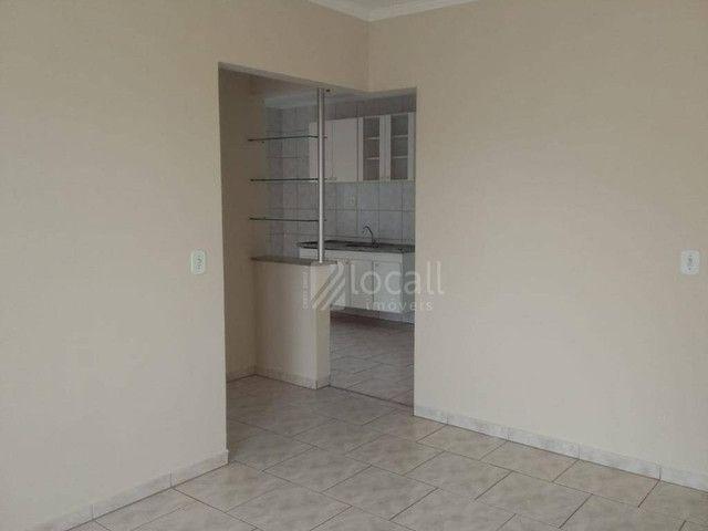 Apartamento com 1 dormitório para alugar, 70 m² por R$ 1.000,00/mês - Jardim Panorama - Sã - Foto 5