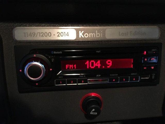 VW Kombi 1.4 Last Edition  2013/2014 (n° 1.149) - Foto 8