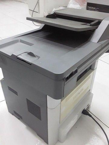 Multifuncional Lexmark x464 com defeito no cooler - Foto 5